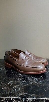 7cd4ee6f9d2 ALLEN EDMONDS ADDISON loafer with Dainite sole soft leather size 9E ...