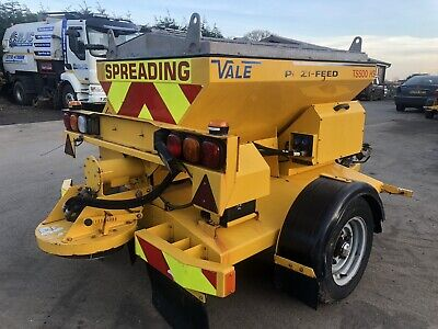 VALE TS500 GRITTER, Towable Salt Spreader, Gritting, Trailer, Econ, Choice Of 3