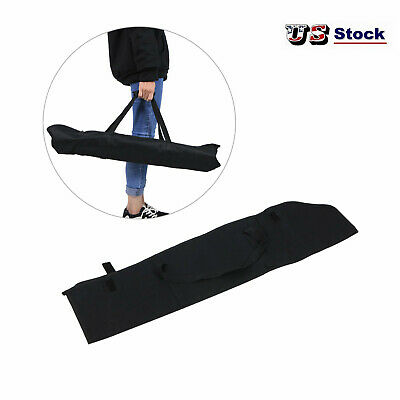 "28"" 70CM Padded Carrying Bag w/ 3 Pockets For Light Boom Stand and Tripod USA"