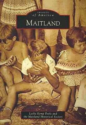 Maitland by Leslie Kemp Poole (English) Paperback Book Free Shipping!