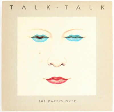 Talk Talk , The Partys Over   Vinyl Record *USED*