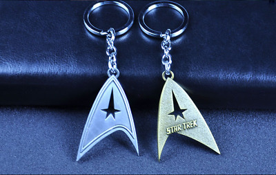 Star Trek Discovery Cosplay Commander Badge Starfleet Costume Brooches keychain
