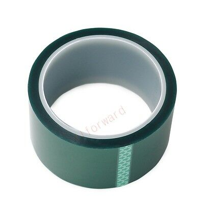 100ft Green PET Tape High Temperature Heat Resistant Solder BGA PCB 20mm x33m