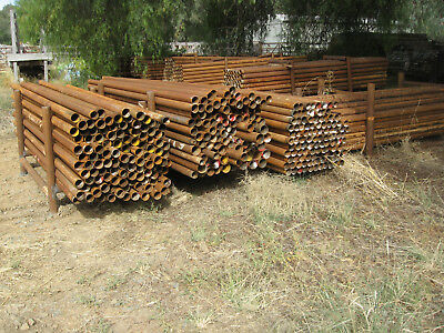 Steel Pipes, Heavy Duty. Cattle Yards, Feed Lots, Fences, Shed Posts, Trusses.