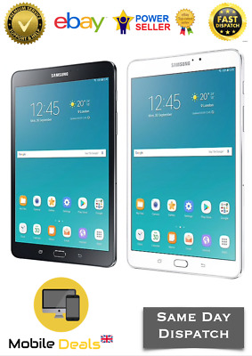 """Samsung Galaxy Tab S2  9.7"""" Android Tablet 32GB Black White Gold Wi-Fi"""