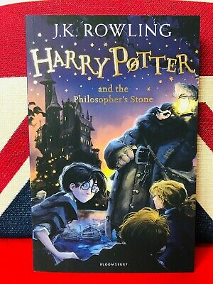 Harry Potter and the Philosopher's Stone by J.K. Rowling (Paperback 2014) *NEW*