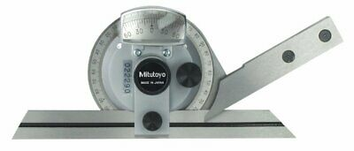 Mitutoyo MT187-907 Bevel Protractor Set/B150 FREE shipping Worldwide