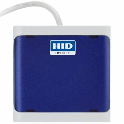 HID Omnikey 5022 CL Smart Card Reader - R50220318-DB