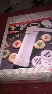 Gerda biscuit / cookie press