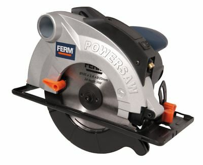 Fern Circular Saw 1200W - 185MM - CSM1033 Laser Guided Extra Long Cable UK Stock