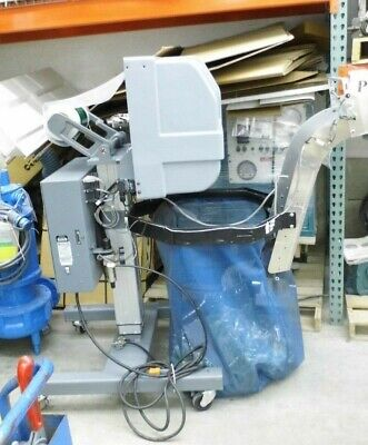 Sealed Air Corp. Fill-Air 1000 Inflatable Air Pillow Packaging System & Hopper