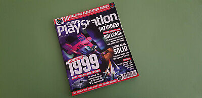 Official UK Playstation Magazine - Issue 41 January 1999 *Rollcage Cover*