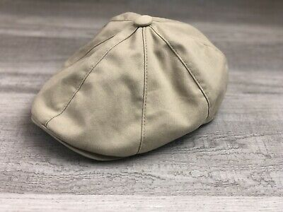 Conner Hat COV-VER Newsboy Cap  100% Organic Sustainable / Cotton