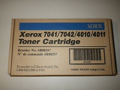 Replacement Toner Cartridge  for Xerox 7041//7042  #6R00287 Can be used 4010//4011