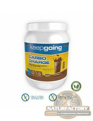 Carbo Charge 660 Grs - Keepgoing