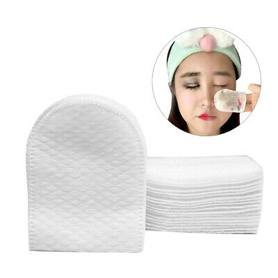 240Pcs Soft Cotton Pads Cosmetic Facial Remover Cleansing Makeup Tool Supplies