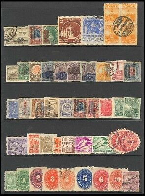 Mexico Postage Stamps - Mixed Collection 46 Diff. #517069