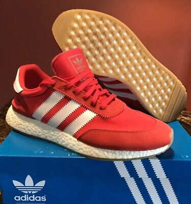 875eac167712 ADIDAS INIKI RUNNER White Navy Blue Gum Grey BY9722 New DS Ships Now ...