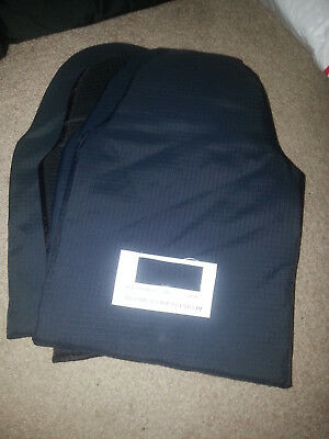 ballistic panel body armor panels IIIA armor Plate backers back pack panels !