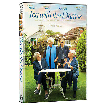 Tea with the Dames - DVD Region 1 (US & Canada)