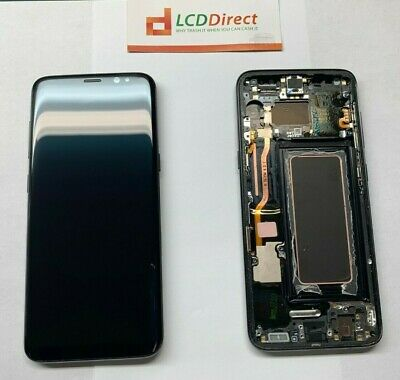 Samsung Galaxy S8 G950 LCD Display Touch Screen Digitizer With Extremely SBI OEM