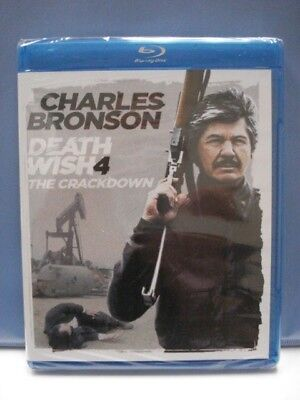 Death Wish 4: The Crackdown (Blu-ray Disc)
