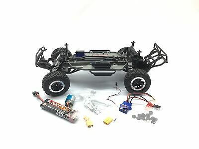 TRAXXAS SLASH 1/10 Scale 2WD Short Course Racing Truck with TQ 2 4GHz Radio  Syst