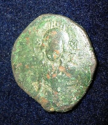 JESUS CHRIST GOSPELS 1025 AD Ancient Byzantine Coin. Collectible Authentic Rare