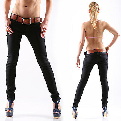 Nuovo G-Star Radar Skinny Wmn Slim Fit Jeans Pantaloni Donna Gloom Superstretch