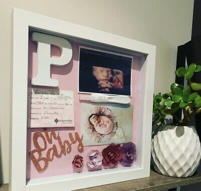 Personalised Shadow Box