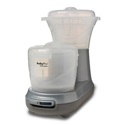 The First Years: Baby Pro All-in-One Food Blender Steamer (Pre-Owned)