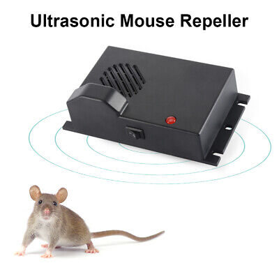 Ultrasonic Pest Repeller Electronic Mice Mouse Repellent Control Device AC1761