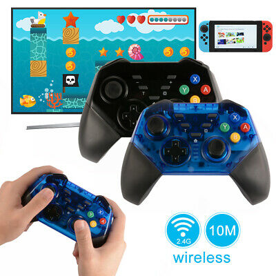 Remote Wireless Gaming SWH Pro Controller Gamepad for Nintendo Switch Console