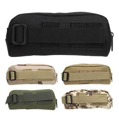 Military Tactic Molle Sunglasses Case Eyeglasses Bag Outdoor Glasses Pouch Bag