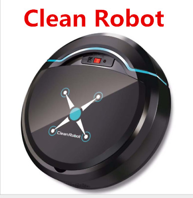 Automatic Recharge Robotic Robot Vacuum Floor Cleaner Sweeping Mopping Holmark