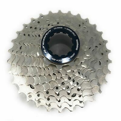 NEW Shimano Ultegra CS-R8000 R8000 11-30T Road Bike Cassette 11 Speed OEM Pack