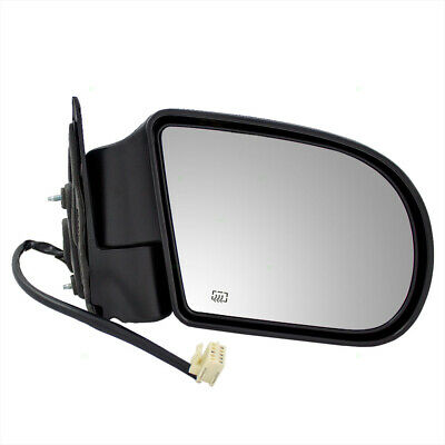 Oldsmobile Chevy GMC Pickup Truck Passengers Side Power Mirror Heated Textured