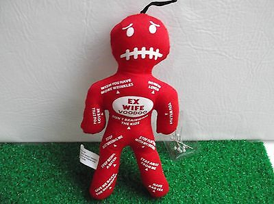 Ex Wife, Voodoo Doll with Pins, Break up, Gift