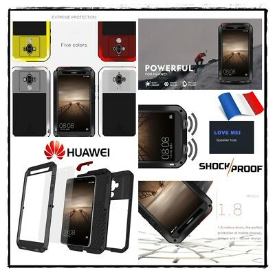 Case Cover Anti-shock unbreakable LOVE MEI Shockproof Case Cover HUAWEI
