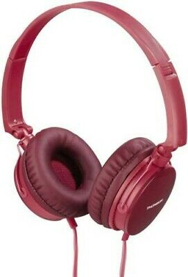 Headphones Hed2207Rd On-Ear Red - 132625
