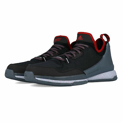 huge selection of 0c883 635cd adidas Uomo D Lillard Core Scarpe Da Basket Pallacanestro Nero Sport  Traspirante