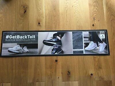 NIKE AIR MAX 90 Black & Sand Collection 122x30 cm Banner