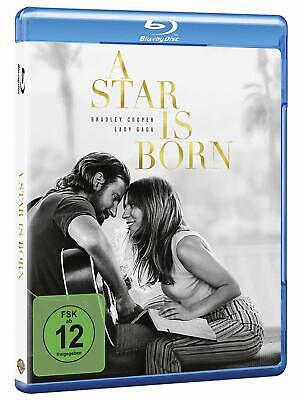 A Star is Born [2018][Blu-ray/NEU/OVP] Bradley Cooper, Lady Gaga, Sam Elliott,
