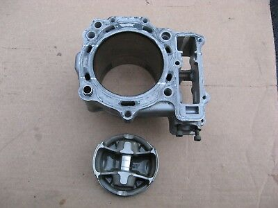 2002 - 2012 Suzuki V-Strom DL1000 DL 1000 Rear Cylinder Barrel & Piston