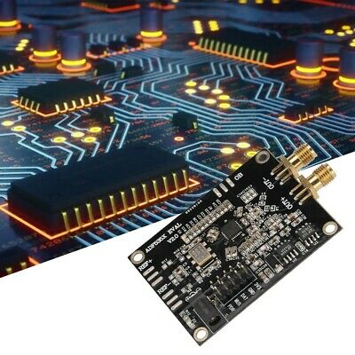 Phase-locked Loop 54 MHz To 13600 MHz Development Board PLL VCO Signal Source