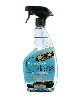 Meguiar's Perfect Clarity Glass Window Mirror Cleaner 473ml