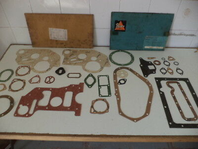 Ferguson Fe-35 Gasket Sets 1X Payen Cs1A699,1X Dutch Made 1024-2 !!incomplete!!