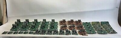 AS IS motherboards gold recovery lot of 47 PCB boards Radio CD Player Salvage