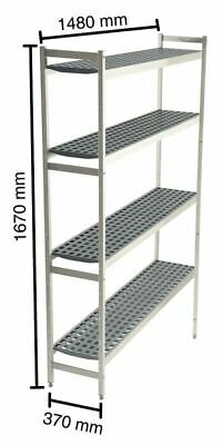 Shelf for Cold Rooms, 1480 MM