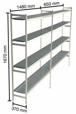 Shelf for Cold Rooms,1480+650 MM